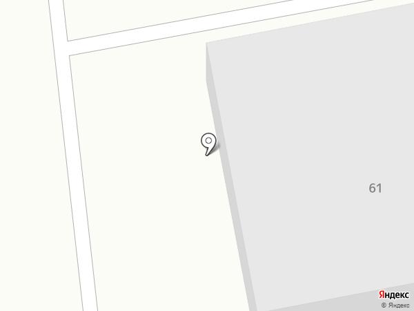 ДаВиД на карте Находки
