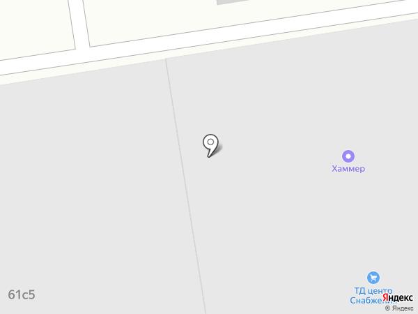 Магазин строительно- отделочных материалов на карте Находки