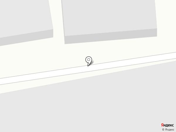 Истэк, ГК на карте Находки