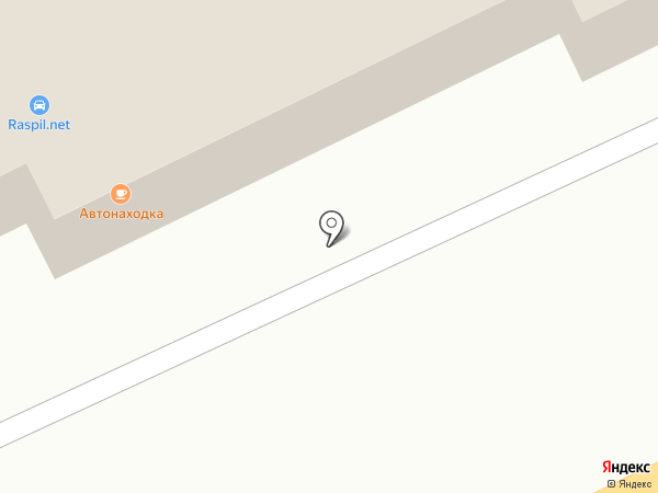 Автонаходка на карте Находки