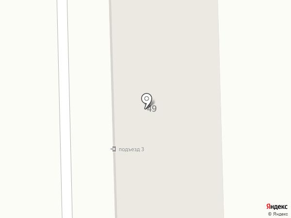 Манхэттэн на карте Находки