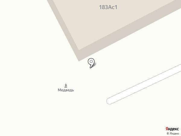 Продовольственный магазин на карте Находки