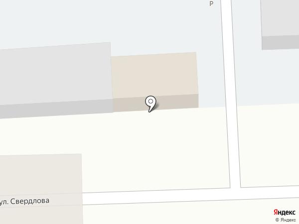 Тексод на карте Находки