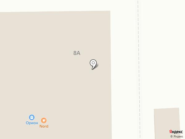 NORD на карте Находки