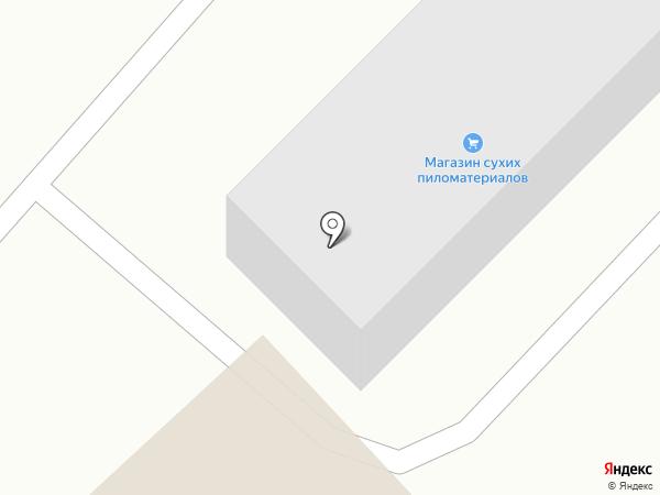 Магазин парного мяса на карте Находки