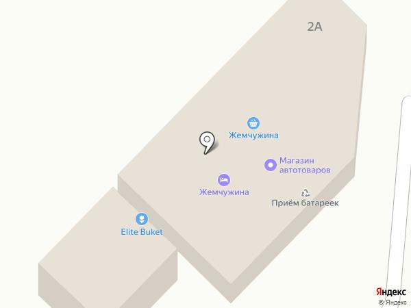 Автотовары на карте Находки