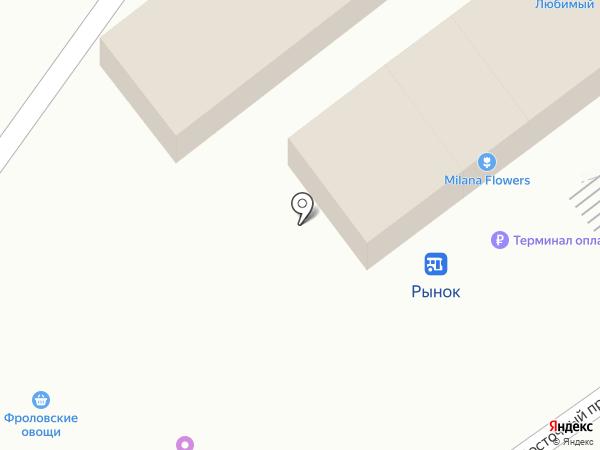 Колобок на карте Находки