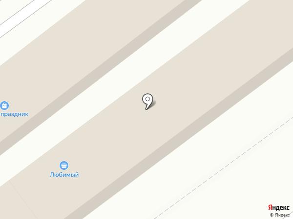 Фея на карте Находки
