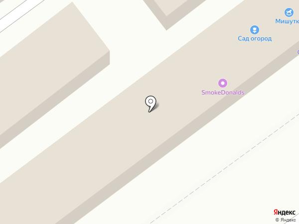 Выбражуля на карте Находки
