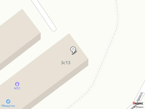 У Ольги на карте Находки
