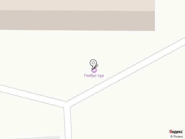 Кокетка на карте Находки