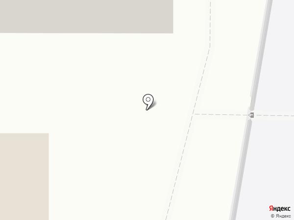 Силуэт на карте Находки
