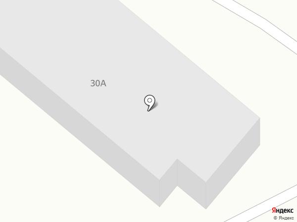 Восточно-Уральский терминал на карте Находки