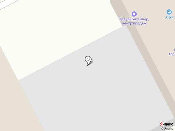 Соджунг транс сервис на карте Находки