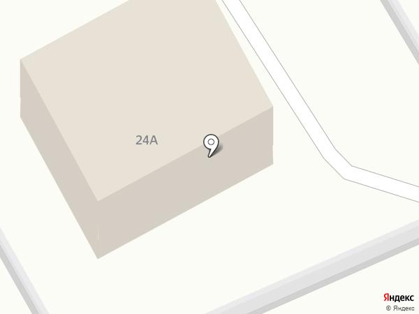 СТК на карте Находки