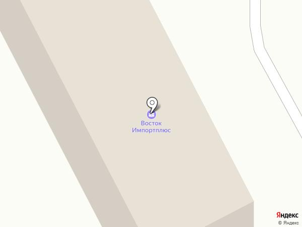 Нефте-Шиппинг Эйдженси на карте Находки