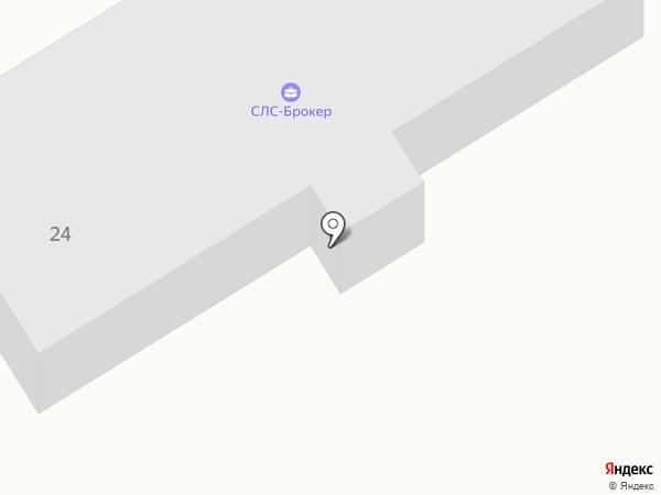 Восточный Пасифик Ки на карте Находки