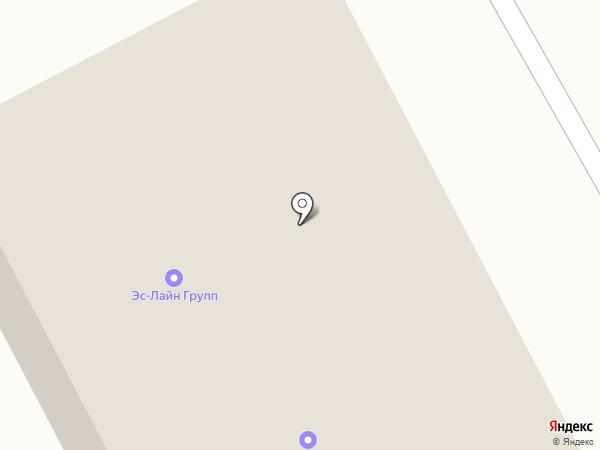Альберта на карте Находки