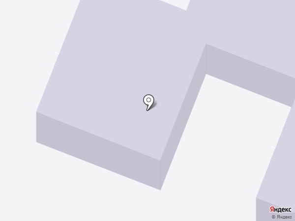 Детский сад №2 на карте Приамурского