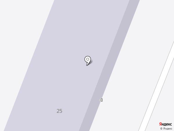 Средняя общеобразовательная школа №18 на карте Приамурского