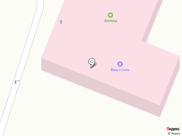 Центральная Районная Аптека, МУП на карте Приамурского