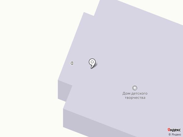 Дом детского творчества на карте Приамурского