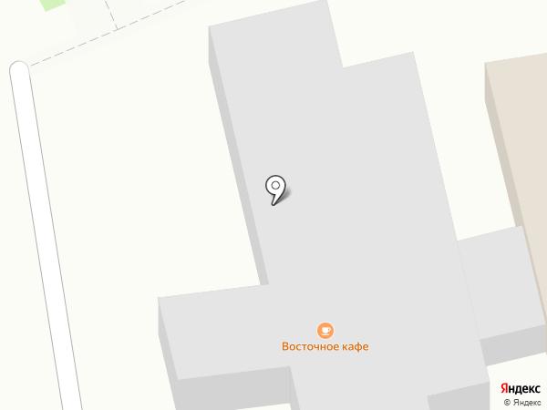 Золотой Фазан на карте Краснореченского