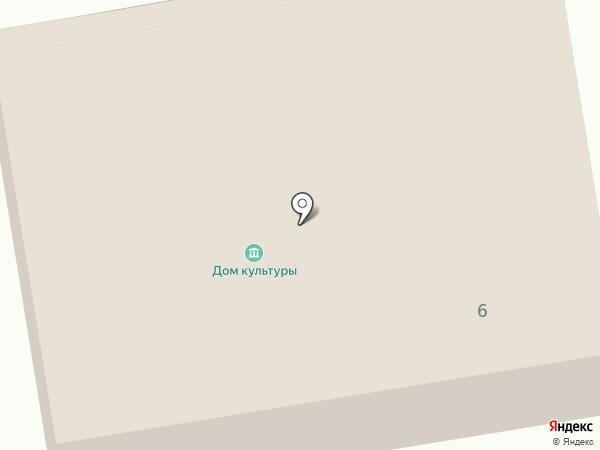 Дом культуры на карте Краснореченского