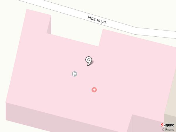 Администрация Корсаковского сельского поселения на карте Краснореченского