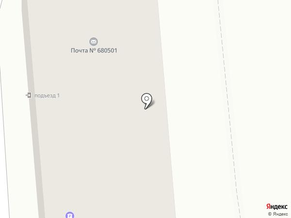 Магазин товаров для дома на карте Краснореченского