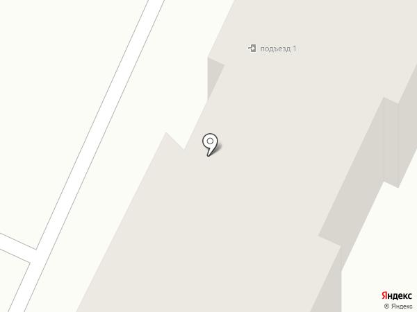 Наш Дом, ТСЖ на карте Хабаровска