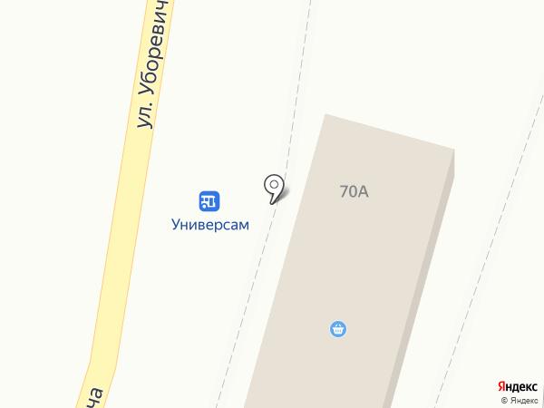 Движение плюс на карте Хабаровска