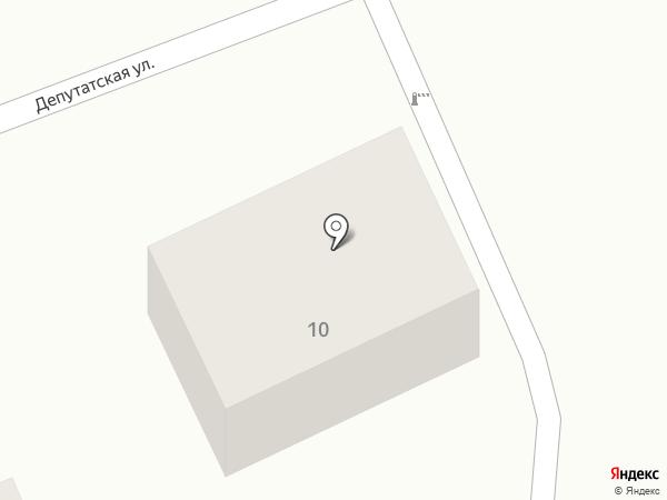 У друзей на карте Хабаровска