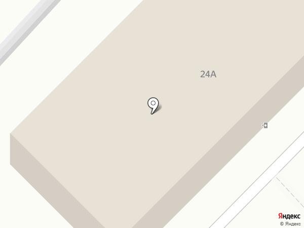 Прокуратура г. Хабаровска на карте Хабаровска