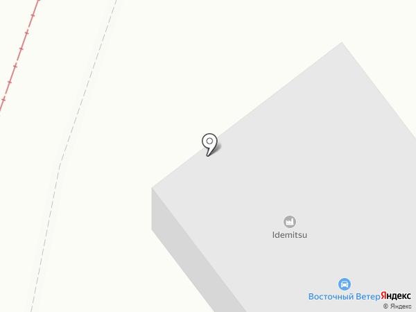 САБИР на карте Хабаровска