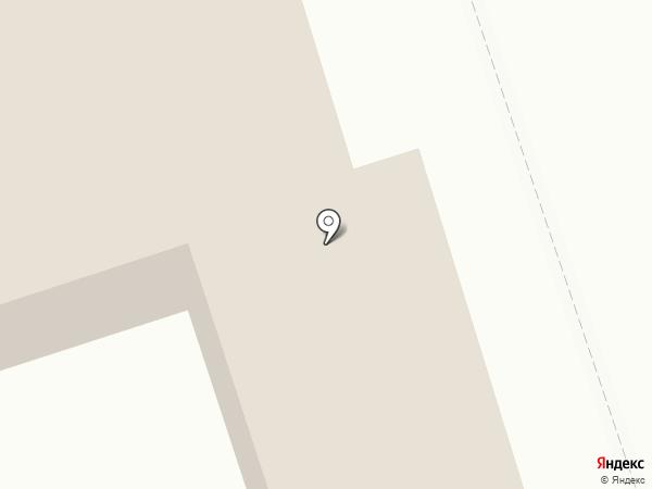 Шелл на карте Хабаровска