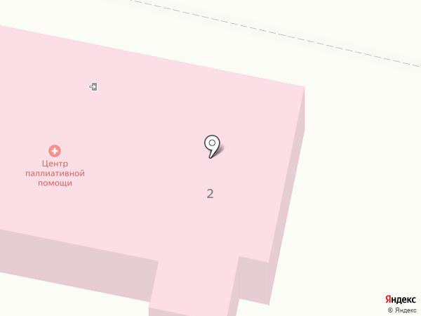 Родильный дом №1 на карте Хабаровска