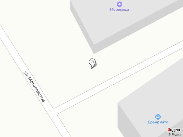 Кунгфу Панда на карте Хабаровска