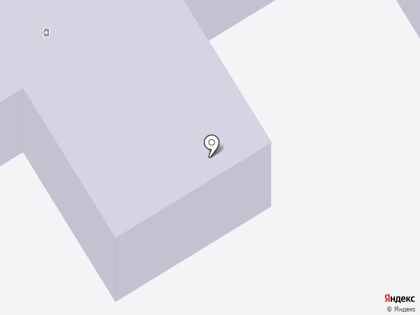 Детский дом №2 на карте Хабаровска