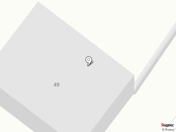 Амур-Авто на карте Хабаровска