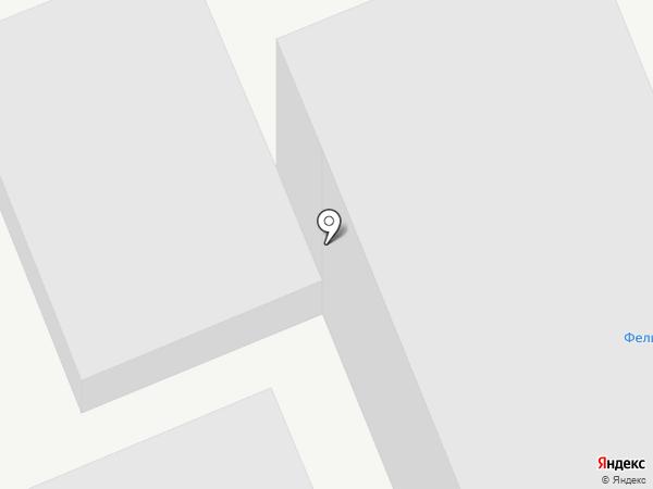 Автоконтакт на карте Хабаровска