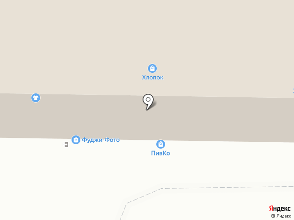 Студия экспресс-маникюра на карте Хабаровска
