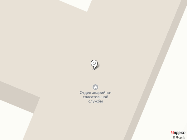 Краевой поисково-спасательный отряд г. Хабаровска на карте Хабаровска