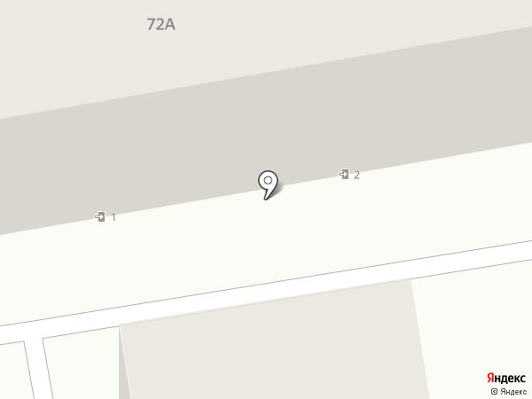 Багира на карте Хабаровска
