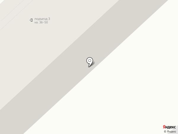 Брестская, 2, ТСЖ на карте Хабаровска