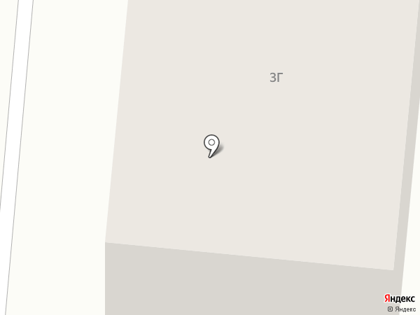 Городок, ТСЖ на карте Хабаровска