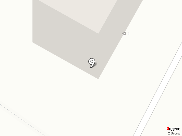 Фламинго на карте Хабаровска