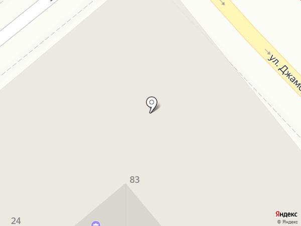 Аптека миницен на карте Хабаровска