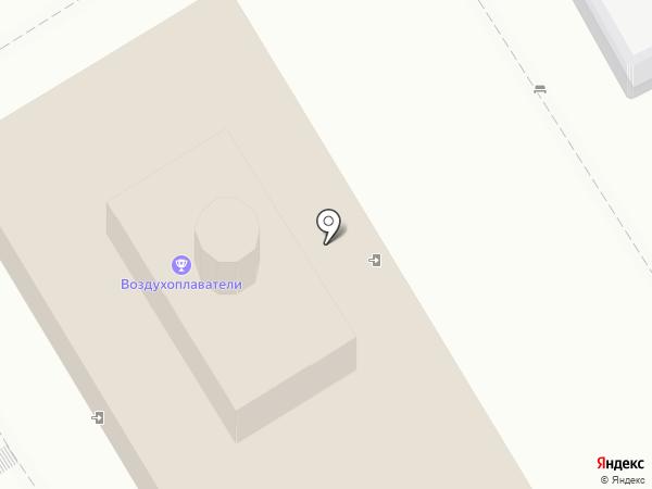 БАЛАНС на карте Хабаровска