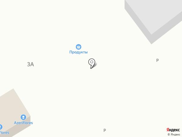 Рублик на карте Хабаровска